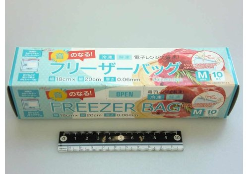 Freezer pack with sound M 10p