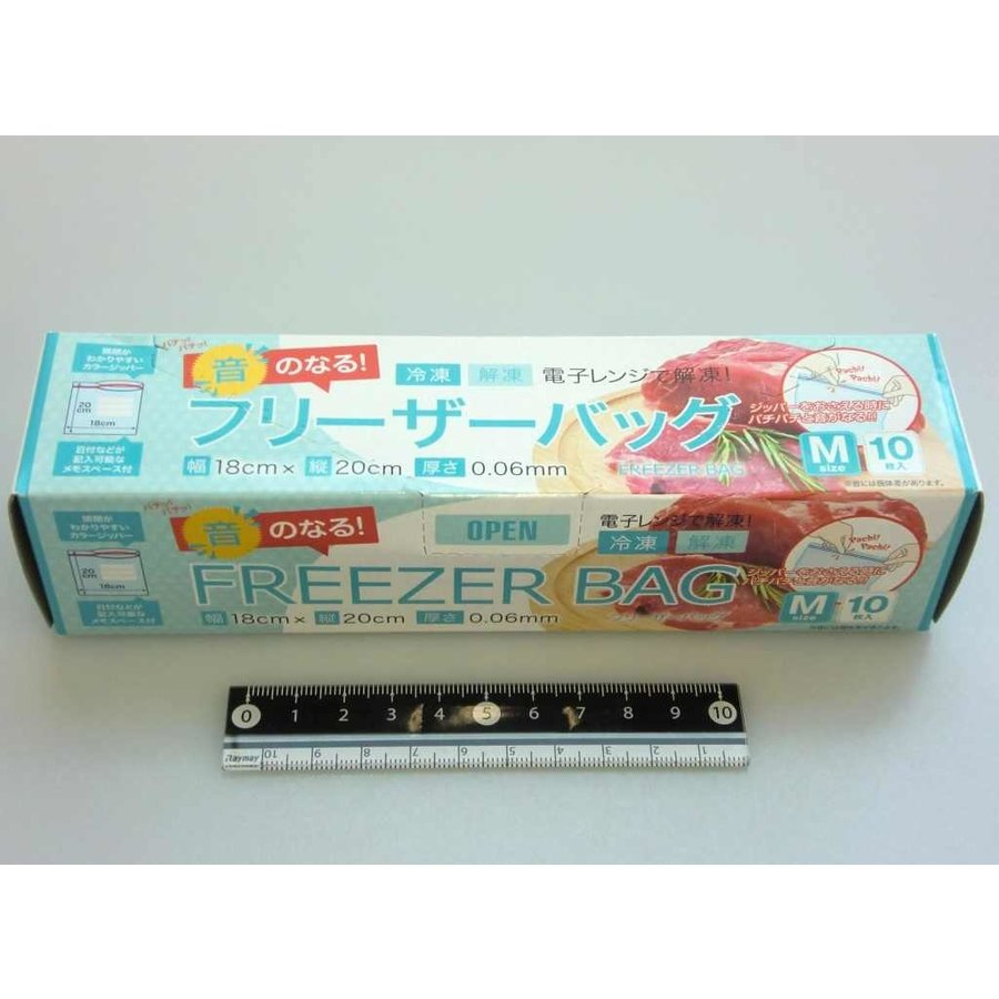 Freezer pack with sound M 10p-1