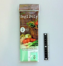 Pika Pika Japan Keep fresh poly bag for kitchen S 80p