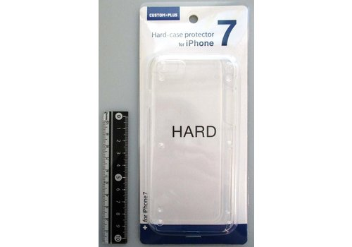 iPhone 7 hard case clear