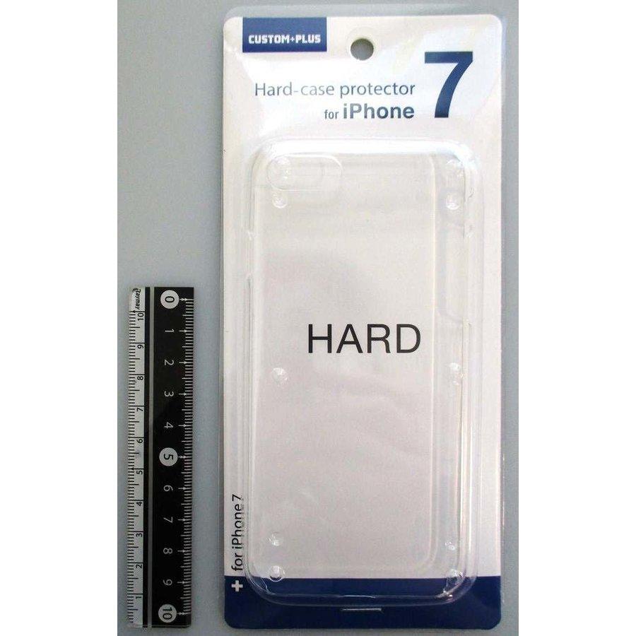 iPhone 7 hard case clear-1