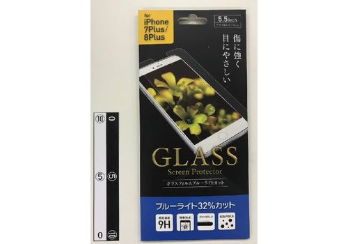 iPhone 8 PLUS glass film blue light