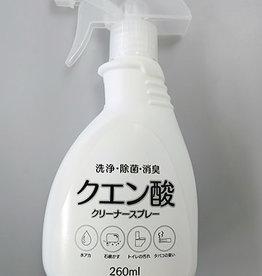 Pika Pika Japan Citric acid cleaner spray 260ml