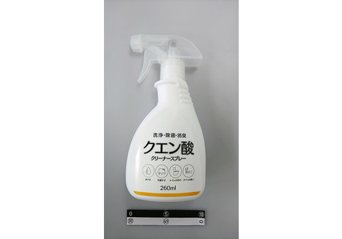 Citric acid cleaner spray 260ml