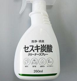 Pika Pika Japan Sesquicarbonate cleaner spray 260ml