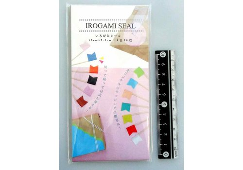 Color paper seal 20s