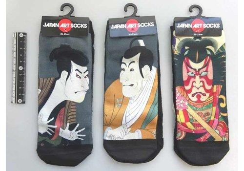 Socks for men, Kabuki