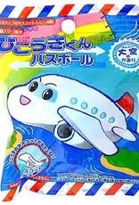 Pika Pika Japan Airplane bath ball