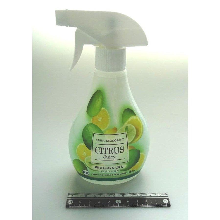 Deodorant spray for fabrics citrus-1