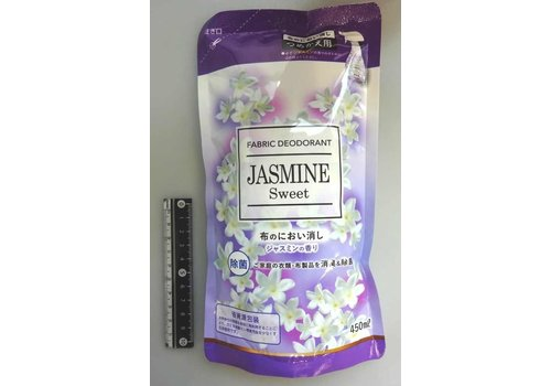 Deodorant spray for fabrics jasmin refill