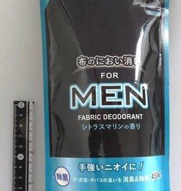 Pika Pika Japan Refill of Non-smell men's citrus marine