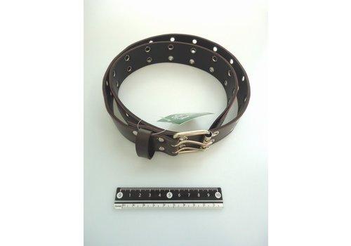 Fashion belt wide brown