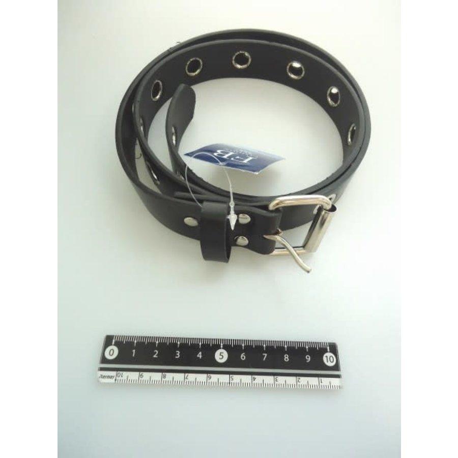 Fashion belt M black-1