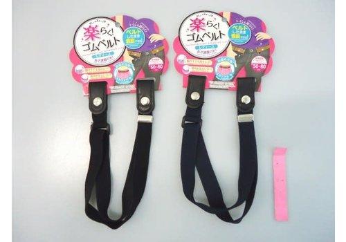 Easy elastic belt for ladies