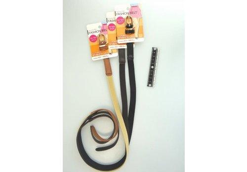 Fashion belt rubber