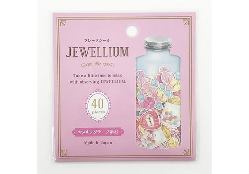 Flake seal JEWELLIUM candy