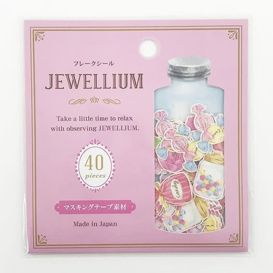 Flake seal JEWELLIUM candy-1
