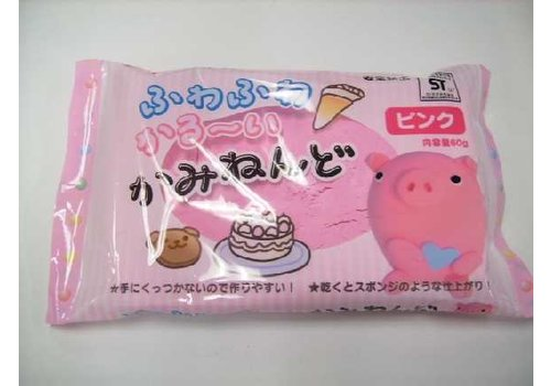 Paper clay 60g Pink