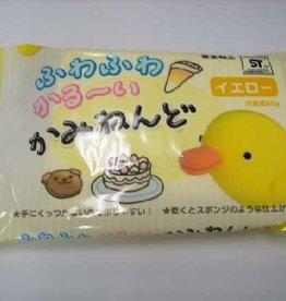 Pika Pika Japan Paper clay 60g Yellow