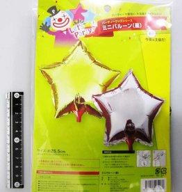 Pika Pika Japan Mini balloon star