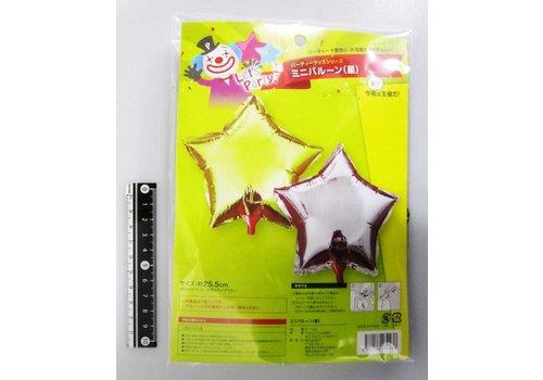 Mini balloon star