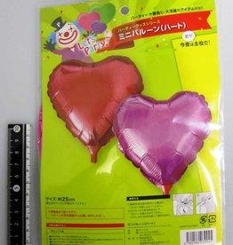 Pika Pika Japan Mini balloon heart