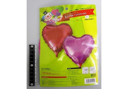 Mini balloon heart