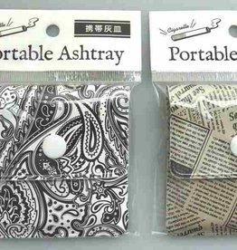 Pika Pika Japan EVA portable ash tray S