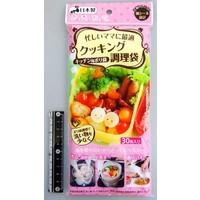 Cooking plastic bag 30p