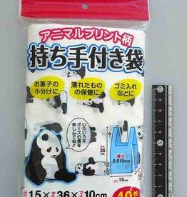 Pika Pika Japan Plastic Bag(mono color printing) 40p