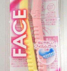 Pika Pika Japan Face?razor 2pcs