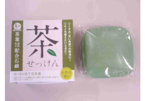 Cleansing zeep met thee-extract