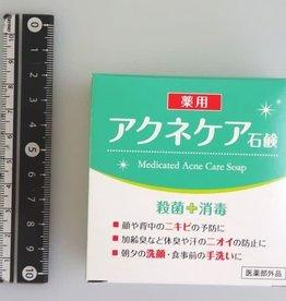 Pika Pika Japan Zeep tegen acne