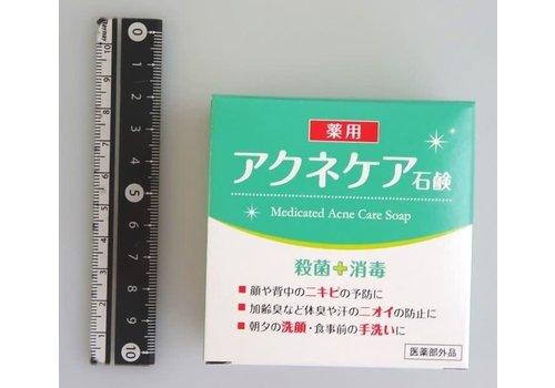 Zeep tegen acne