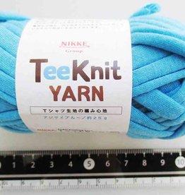 Pika Pika Japan Tee Knit yarn hydrangea blue
