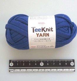Pika Pika Japan Tee Knit yarn trad navy