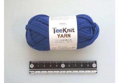 Tee Knit yarn trad navy