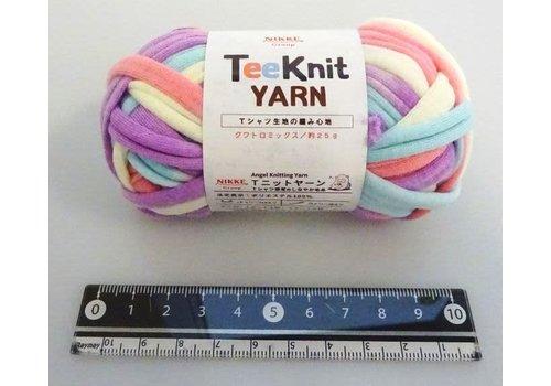 T-shirt yarn, mix-1