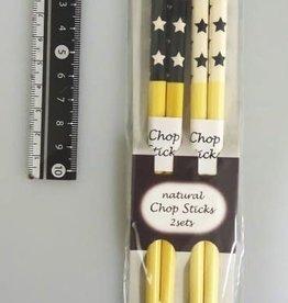 Pika Pika Japan Chopstick - Ohashino kuni star 2prs
