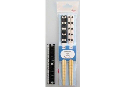 Chopsticks for kids, star pattern, 2sets