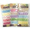 Pika Pika Japan Craft ribbon 1m x 5 kinds