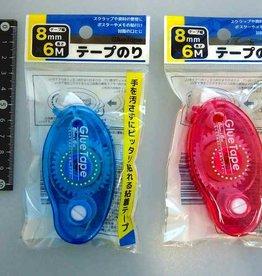 Pika Pika Japan Tape gel 8mm x 6m