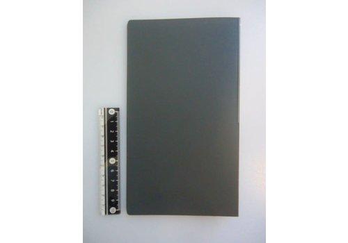 Business card holder 96p black