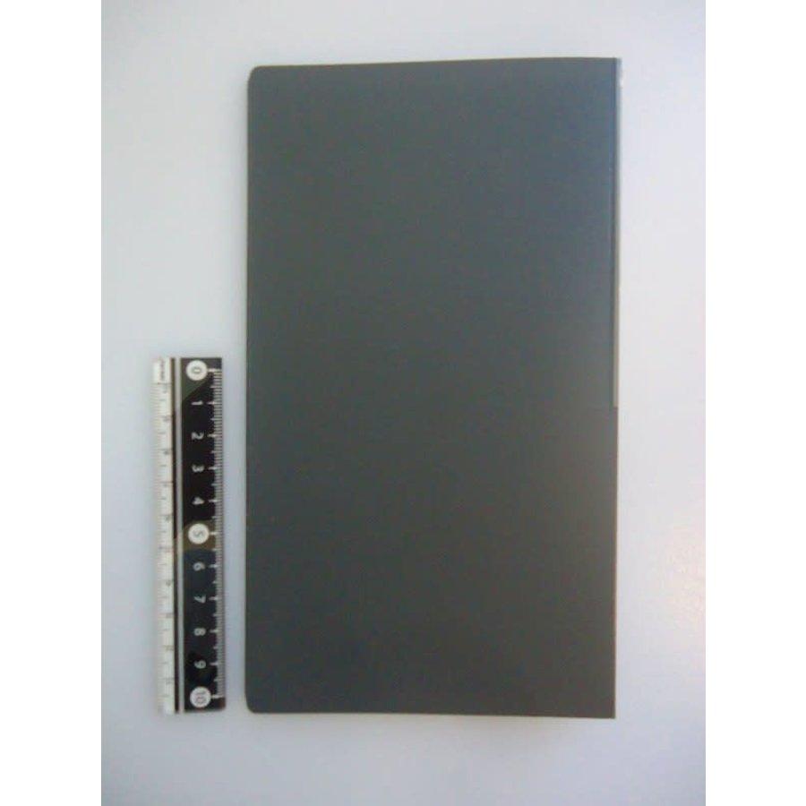 FCS business card holder 96p black-1
