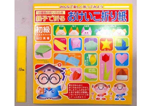 Origami practice book for beginner