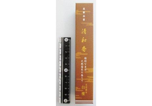 High grade incense Seiwa-kou 10g byakudan