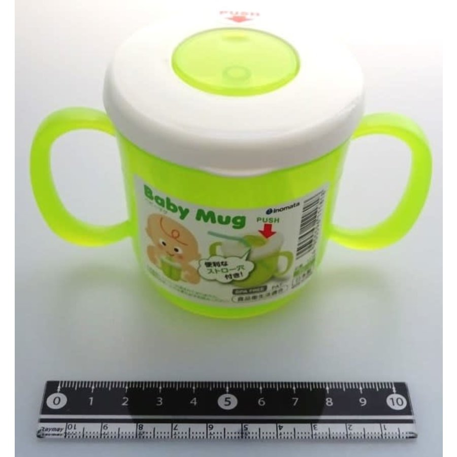 Baby mug green-1