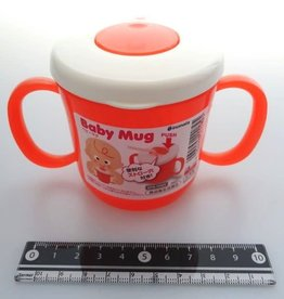 Pika Pika Japan Baby mug red