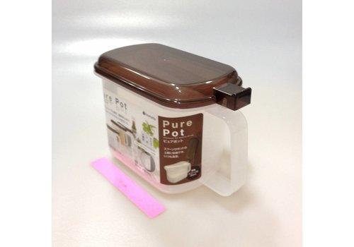 Purepot brown