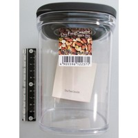 Dry food canister 520 black